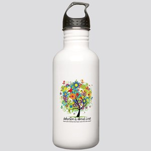 2-FAMILY TREE ONE MORE Stainless Water Bottle