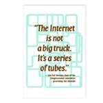 Internet Tubes Postcards (Package of 8)