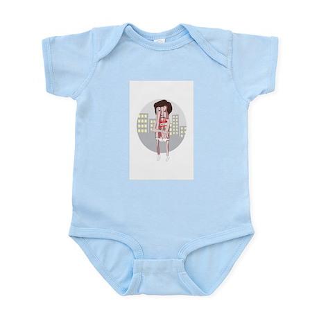 Kevin Infant Bodysuit
