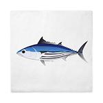 Skipjack Tuna fish Queen Duvet