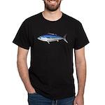 Skipjack Tuna fish Dark T-Shirt