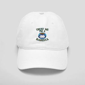 Trust Me I'm a Barista Cap