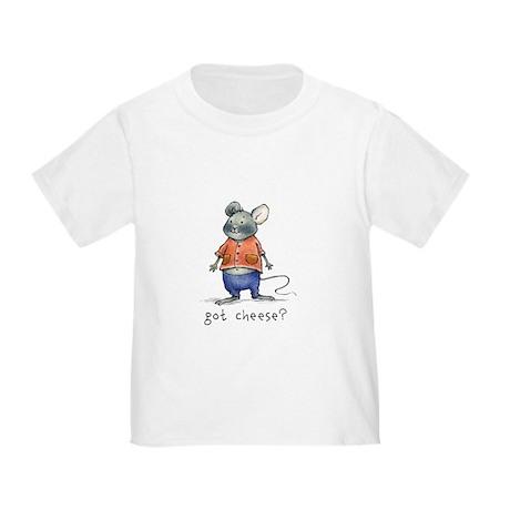 Got Cheese? Toddler T-Shirt