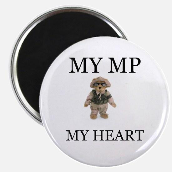 MY MP MY HEART Magnet