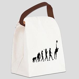 Evolution Tennis Canvas Lunch Bag