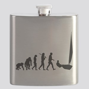 Sailing Evolution Flask