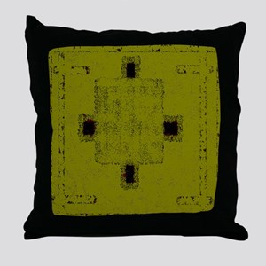 """""""Images of Past Rituals"""" Voiceart Pillow"""