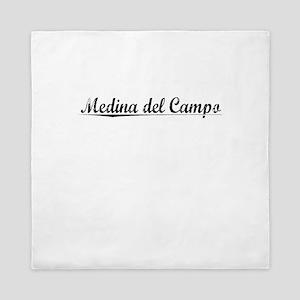 Medina del Campo, Aged, Queen Duvet
