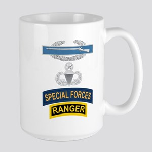 CIB Airborne Master SF Ranger Large Mug