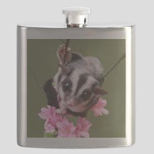 Flowers #8 Flask