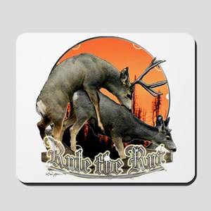 Rule the rut Mousepad