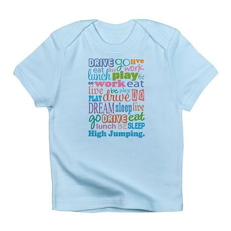 High Jumping Infant T-Shirt