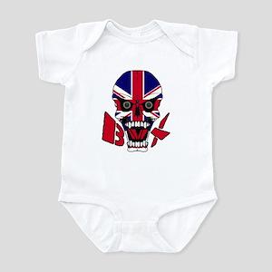 Union jack BMX Infant Bodysuit