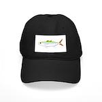 Scad Jack (Green Jack) fish Black Cap