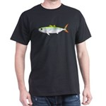 Scad Jack (Green Jack) fish Dark T-Shirt