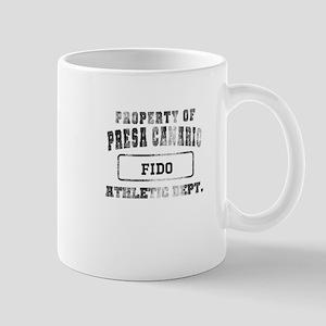 Personalized Prop of Presa Canario Mug