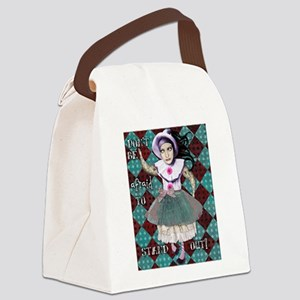 Stand Out Canvas Lunch Bag