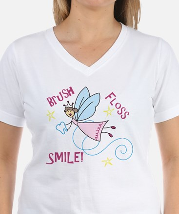 Brush Floss Smile Shirt