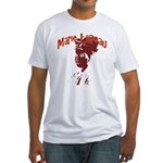 Marie Laveau Fitted T-Shirt