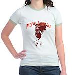 Marie Laveau Jr. Ringer T-Shirt