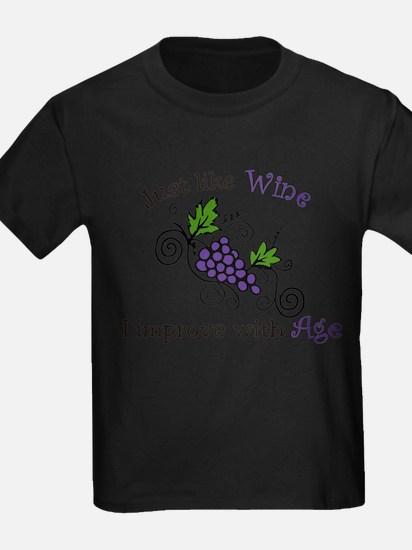 Wine Grape Vines T
