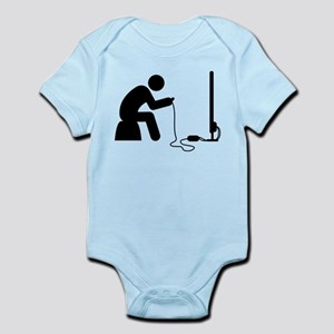 Gaming Infant Bodysuit