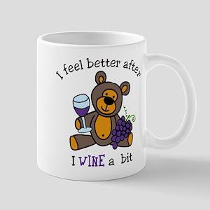 I Wine A Bit Mug