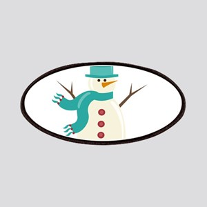 Snowman Patches