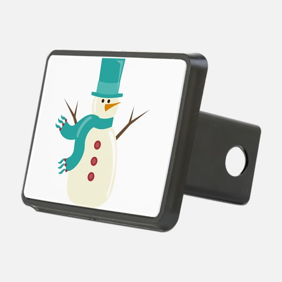 Snowman Hitch Cover