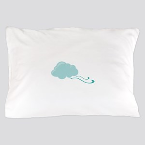 Cloud and Wind Pillow Case