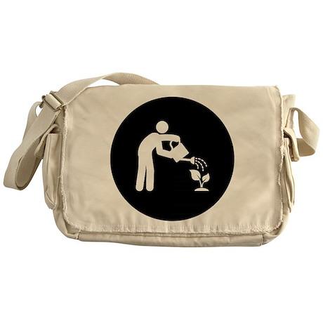 Gardening Messenger Bag