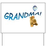New Grandma Yard Sign