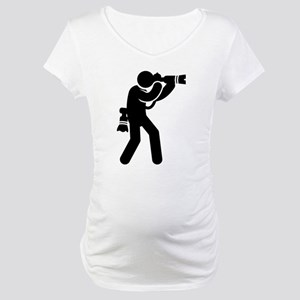 Photography Maternity T-Shirt