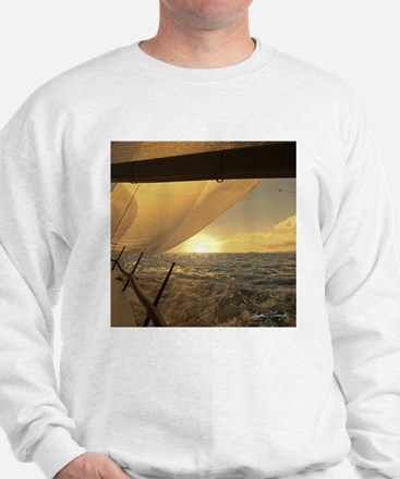 Sailing Sunset Sweatshirt
