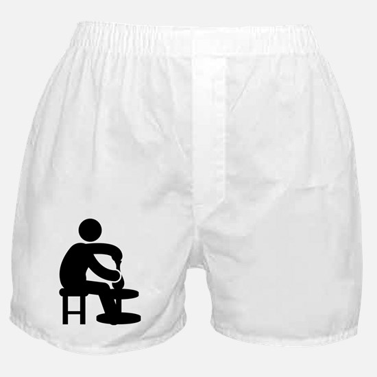 Pottery Boxer Shorts