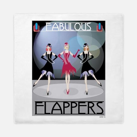 Fabulous Flappers Queen Duvet