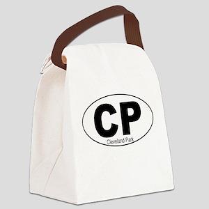 Cleveland Park Canvas Lunch Bag