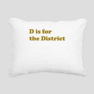 district_stdt_png Rectangular Canvas Pillow