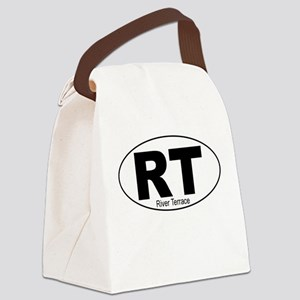 RT std t png Canvas Lunch Bag