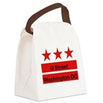 More U Street Canvas Lunch Bag
