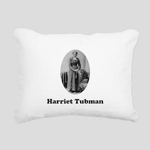 tubman_apparel Rectangular Canvas Pillow