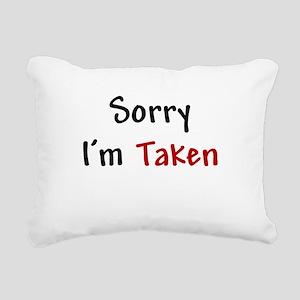 stdt_taken Rectangular Canvas Pillow