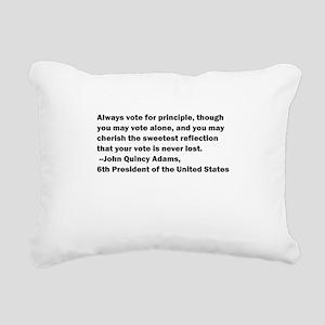 obama1_stdt Rectangular Canvas Pillow