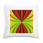 redmulti_square001 Square Canvas Pillow