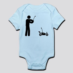 RC Car Infant Bodysuit