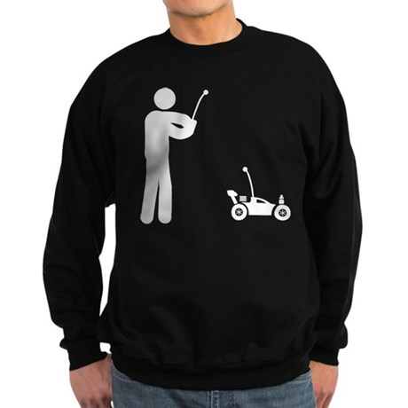 RC Car Sweatshirt (dark)