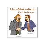Geo-Mutualism Sticker