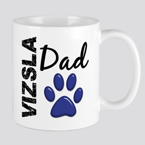 D Vizsla Dad 2 Mugs