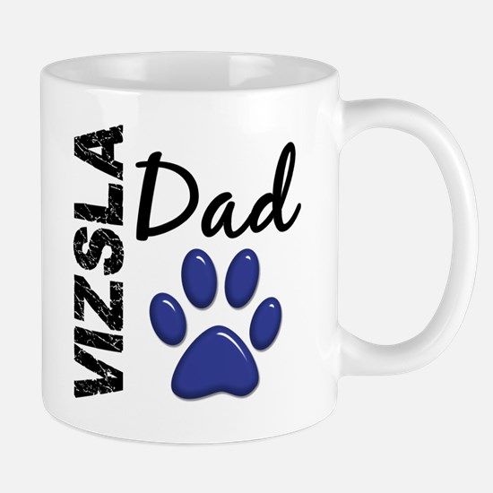 D Vizsla Dad 2 Mugs