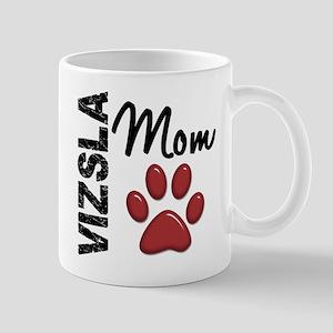 D Vizsla Mom 2 Mugs